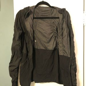 Lulu Lemon Workout Jacket